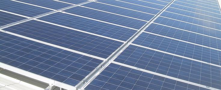 recyclage panneau solaire
