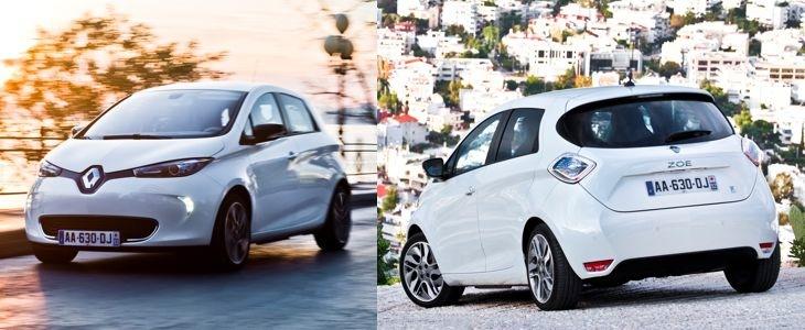 La Renault ZOE électrique