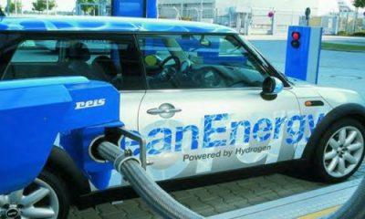 L'Allemagne et hydrogène pour un tournant énergétique