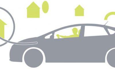 Voiture hybride rechargeable, essence-électrique