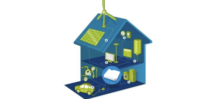 Système de management énergétique pour la maison Ijenko