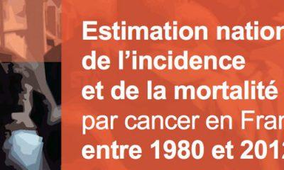 Etude sur le nombre de cas et la mortalité par cancer