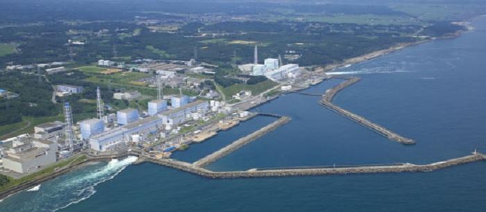 La centrale de Fukushima Daiichi au Japon