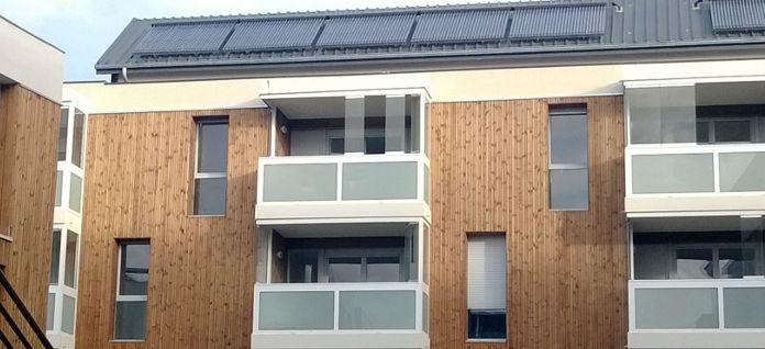 A Toulouse, la première résidence privée à énergie passive