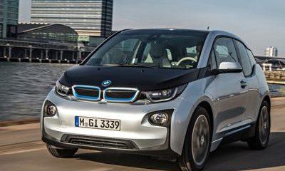 La BMW i3 veut réinventer la voiture électrique