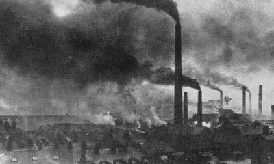gaz à effet de serre origine industrielle