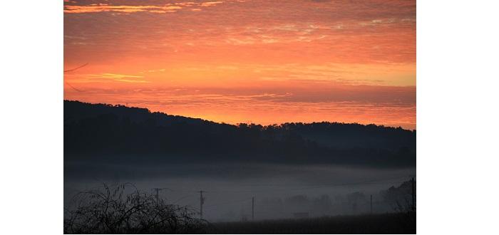 Rouge du matin