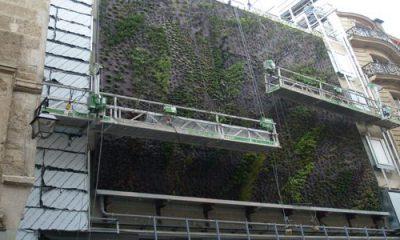 Rénovation thermique d'un arrondissement à Paris