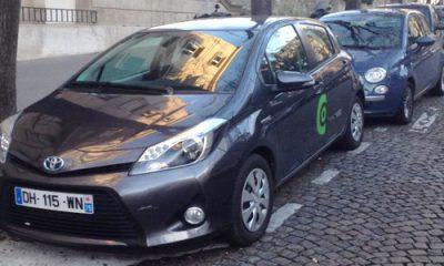 autopartage à Paris