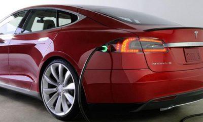 La Tesla model S fait partie des meilleurs ventes de voitures électriques