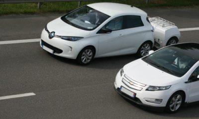 prolongateur d'autonomie Tender pour voiture électrique