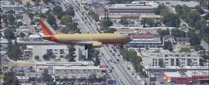 la réduction des gaz à effet de serre de l'aviation est difficile