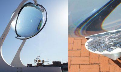La boule solaire Rawlemon