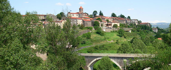 St Arcons d'Allier