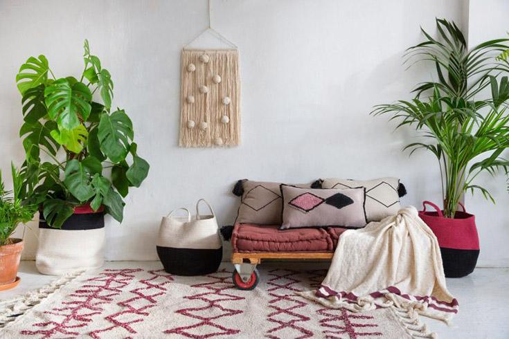 Les tapis en jute pour une décoration personnalisée.   Univers ... 7fae30921f5