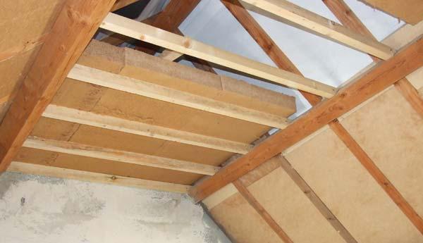 L isolation thermique repr sente un r el investissement for Isolant fibre de bois