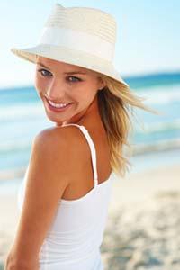 Comment préparer sa peau au soleil naturellement Psychologies