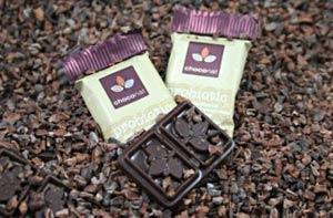 bienfaits du chocolat cru