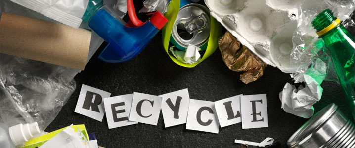 image dechets a recycler